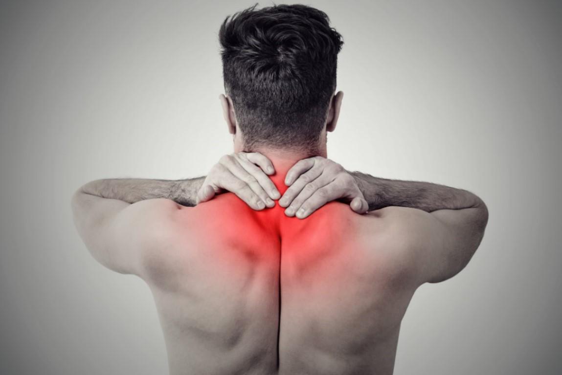 dolor de cuello y parte superior espalda